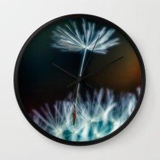 Drifting Away Wall Clock