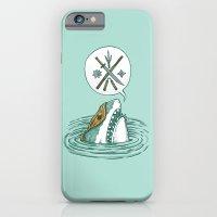 The Ninja Shark iPhone 6 Slim Case