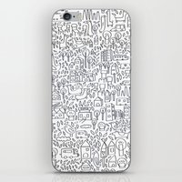 Neighborhood II iPhone & iPod Skin