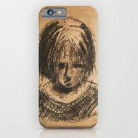 Sad Girl iPhone 6 Slim Case