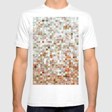 And The Wind Told The Tree White Mens Fitted Tee SMALL
