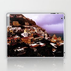 Positano: Amalfi Coast, Italy Laptop & iPad Skin