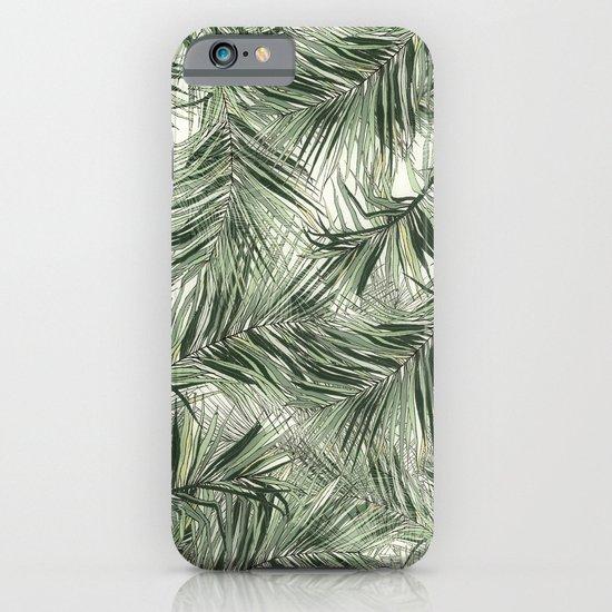 palms iPhone & iPod Case