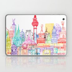 Berlin Towers Laptop & iPad Skin