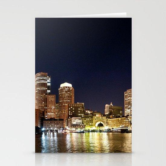 Boston Stationery Card