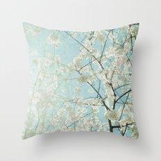 The Lightness of Being Throw Pillow