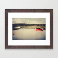 Cape Days Framed Art Print
