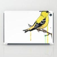 Goldfinch iPad Case