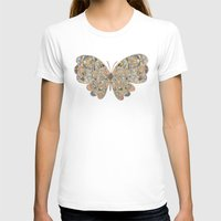 You Too Can Fly Womens Fitted Tee White SMALL