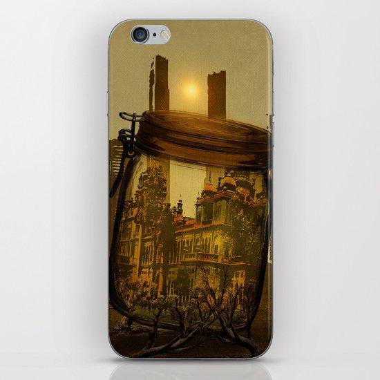The last vintage city. iPhone & iPod Skin