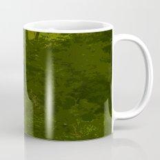 FOX IN A COOL GREEN WORLD Mug