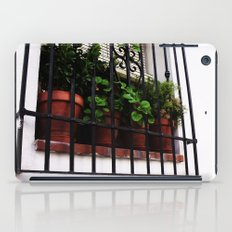 Whitewashed Walls iPad Case