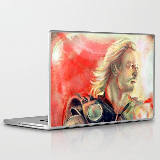Science & Magic Laptop & iPad Skin