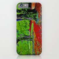 Fantasy Woodland iPhone 6 Slim Case