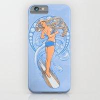 Surf Nouveau iPhone 6 Slim Case