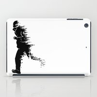 Race against time iPad Case