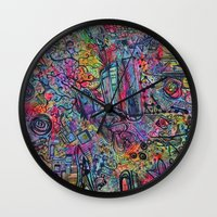 Morgana-Thee  Wall Clock