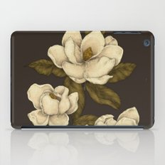Magnolias iPad Case