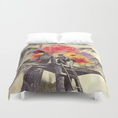 the truest thing we'd ever known Duvet Cover