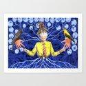 birdboy Art Print