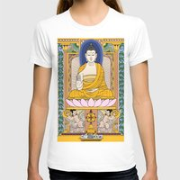buddha T-shirts featuring Buddha by Panda Cool