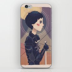 Seeker iPhone & iPod Skin