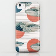 Whales And Polka Dots iPhone 5c Slim Case