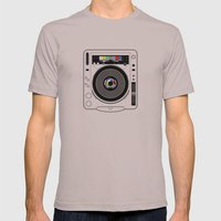 1 kHz #12 Mens Fitted Tee Cinder SMALL