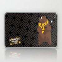Alternative Hockey Fan -… Laptop & iPad Skin