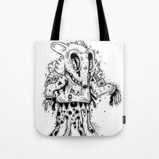 Happy Madness Tote Bag
