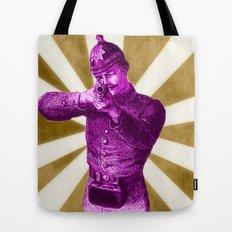 Pink Soldier Tote Bag