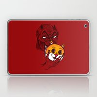 Devil in Disguise Laptop & iPad Skin