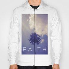 Palm Tree Faith Hoody