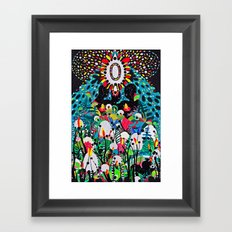 The Council Framed Art Print