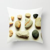 Souvenirs From Wandering… Throw Pillow