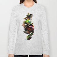 Color Study 1 Long Sleeve T-shirt