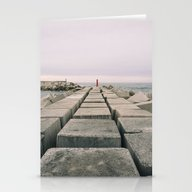The Seawall Stationery Cards