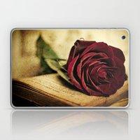 Rose Red Laptop & iPad Skin