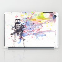 Storm Trooper From Star … iPad Case