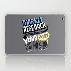 Market Research Laptop & iPad Skin