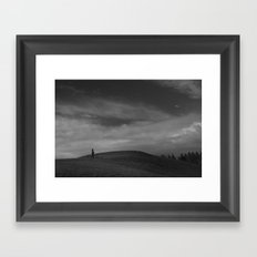 What are your dreams and aspirations? Framed Art Print