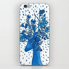 Flowery Fawn iPhone & iPod Skin