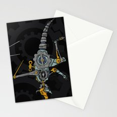 Clockwork Dragon Stationery Cards