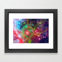 New Universe Framed Art Print