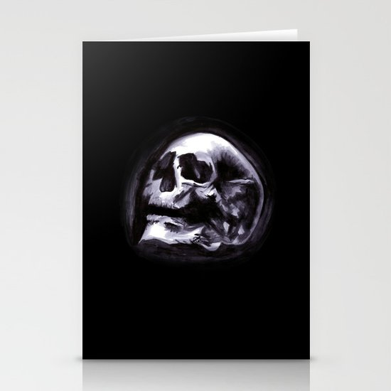Bones VII Stationery Card