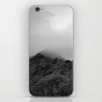 Foggy Peaks iPhone & iPod Skin