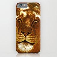 Red Lion iPhone 6 Slim Case