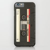 iPhone Cases featuring Tape by Cloz000