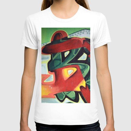 Graffiti B T-shirt