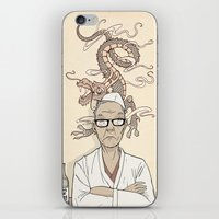 Shokunin iPhone & iPod Skin